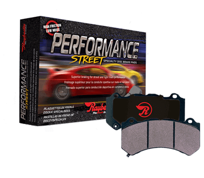 Raybestos Street Performance Brake Pads