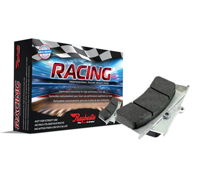 Raybestos Professional Racing Brake Pads