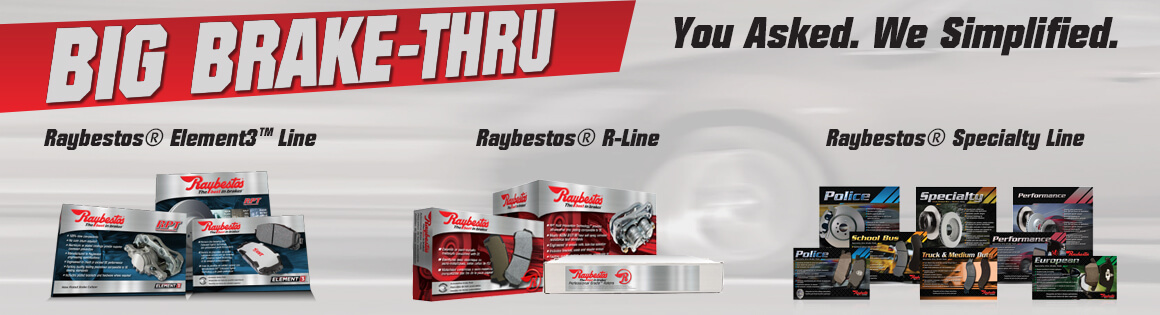Raybestos The Best In Brakes