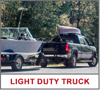 BRAKE PARTS INC: Light Duty Truck