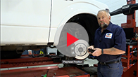 Video on D1414 Pads Binding in Caliper