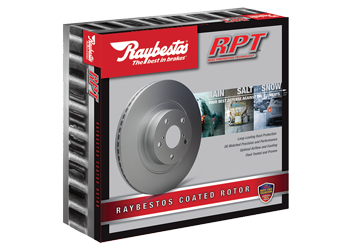 1 Pack Raybestos 76646FZN Rust Prevention Technology Coated Rotor Brake Rotor
